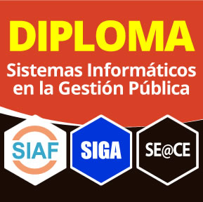 Diploma SIAF-SIGA-SEACE