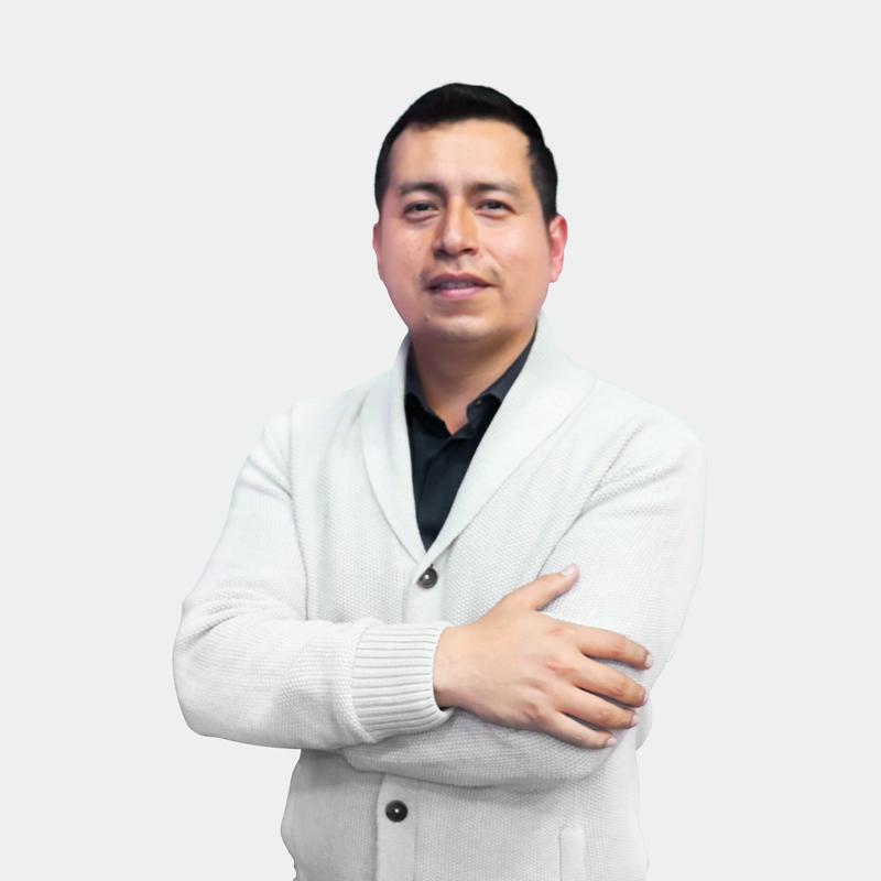 Docente Wilber Coronado